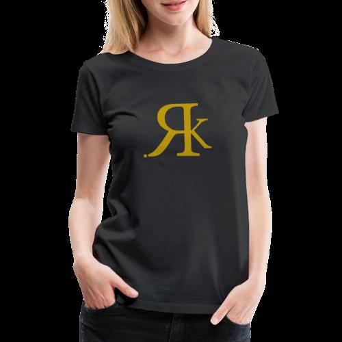 ReKreation. Gold - Frauen Premium T-Shirt