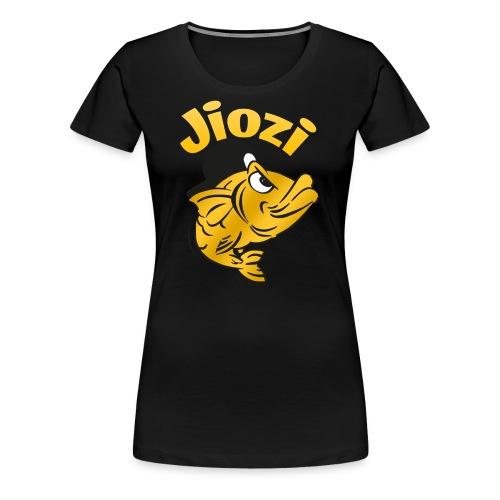 Jiozi Official Logo - Maglietta Premium da donna