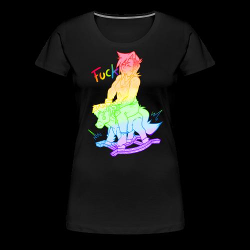 F U C C - Women's Premium T-Shirt