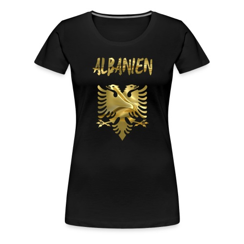 Albanien - Frauen Premium T-Shirt