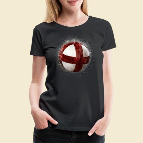 Radball | Cycleball - Frauen Premium T-Shirt