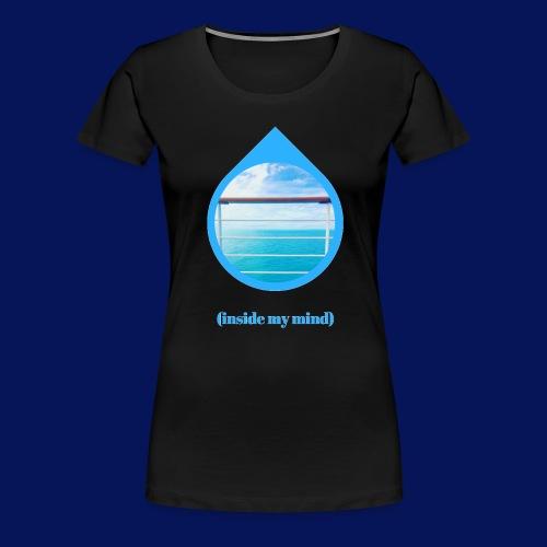 seamind png - Women's Premium T-Shirt