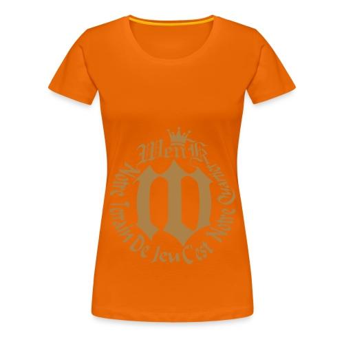 WENKA - T-shirt Premium Femme