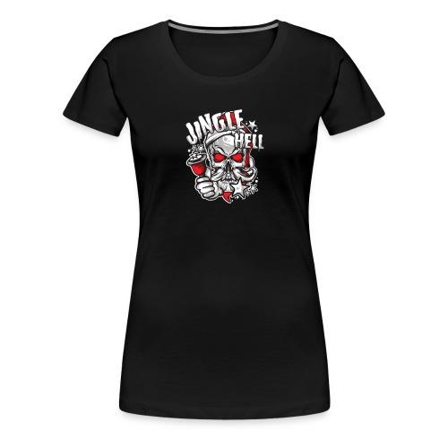 Anti-Weihnachten.png - Frauen Premium T-Shirt