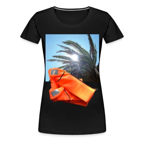 t-shirt 2017-4 - Frauen Premium T-Shirt