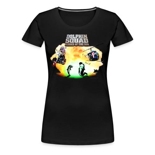 ds movie tshirt - Women's Premium T-Shirt