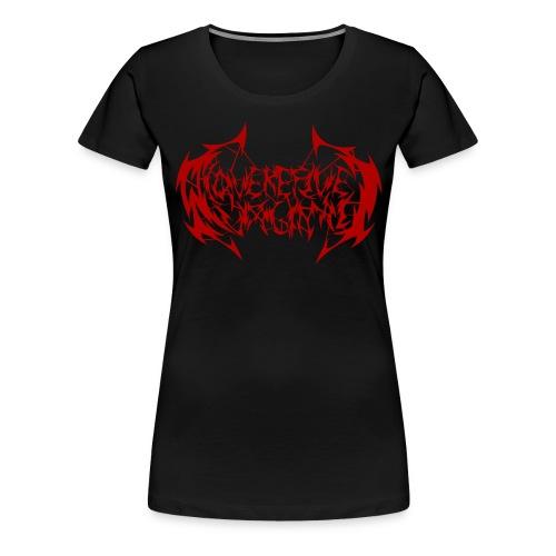 ARV Logo rosso - Maglietta Premium da donna