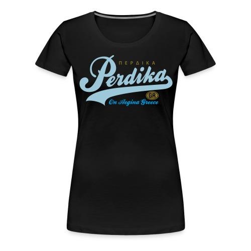 Perdika - Vrouwen Premium T-shirt