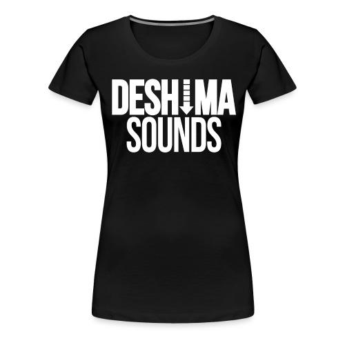White - Vrouwen Premium T-shirt