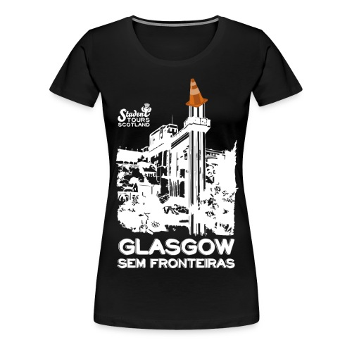 bahia blackpng - Women's Premium T-Shirt