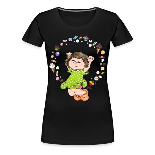 Sweet Caroline - Frauen Premium T-Shirt