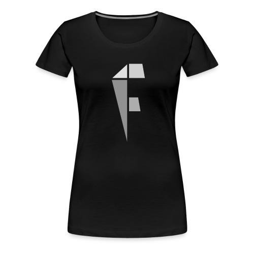 bnwlogo png - Women's Premium T-Shirt