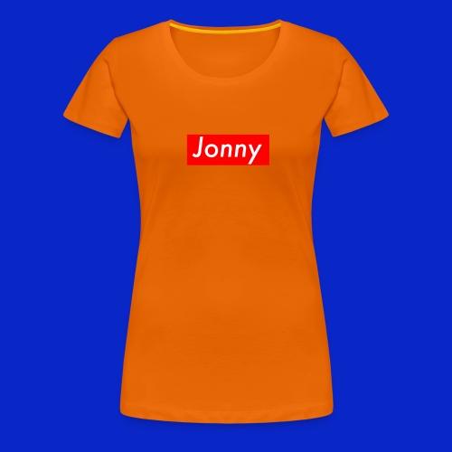 Jonny - Women's Premium T-Shirt