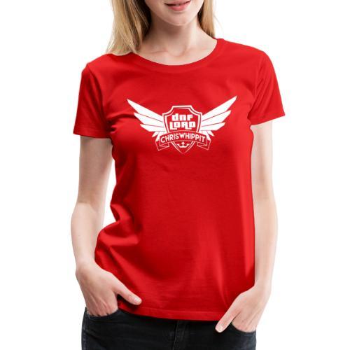 DNF LORD WHITE - Premium-T-shirt dam