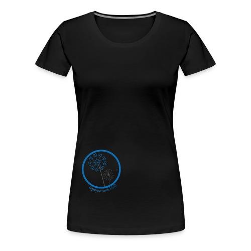 Pusteblume-PCD-1 - Frauen Premium T-Shirt