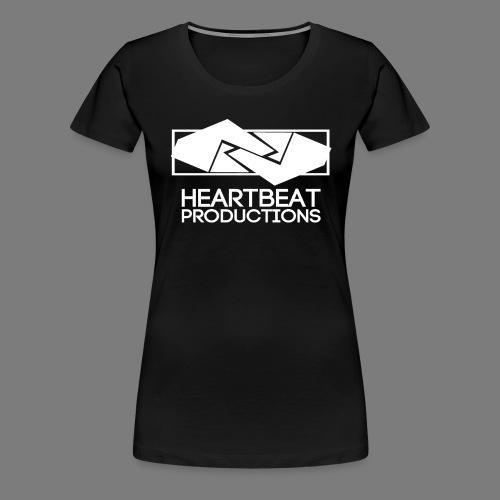HBP Logo White png - Frauen Premium T-Shirt