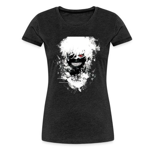 Tokyo Ghoul Kaneki - Women's Premium T-Shirt