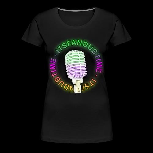 IFDT LOGO - Camiseta premium mujer