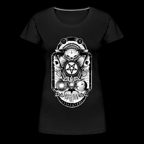 Logo Ouija complet - T-shirt Premium Femme