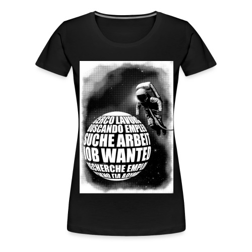 Fachkräfte mit Polkappen - Frauen Premium T-Shirt