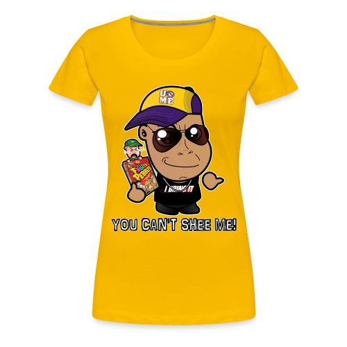 Chibi Rock - Shee Me - Women's Premium T-Shirt