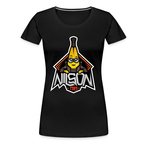 logo spreadshirt - Frauen Premium T-Shirt