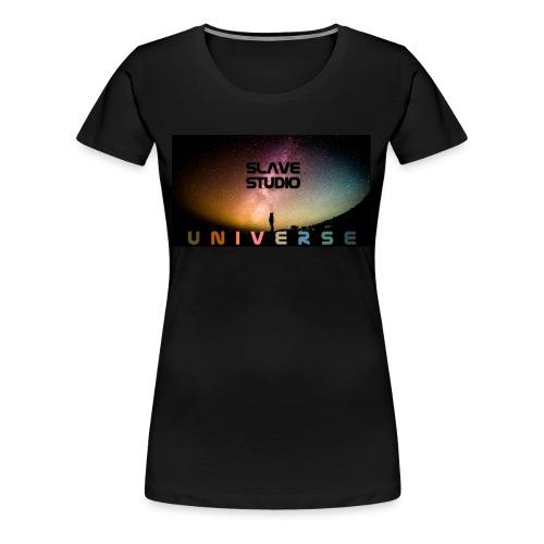 Universe - Maglietta Premium da donna