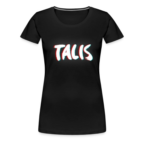 talis logo png - Women's Premium T-Shirt