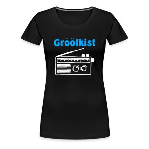 gröölkist - Frauen Premium T-Shirt