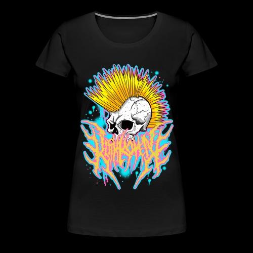 KEESIKALLO - Naisten premium t-paita