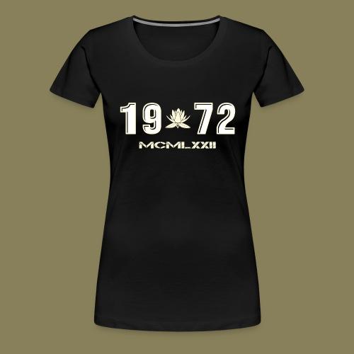 1972-Fronte - Maglietta Premium da donna