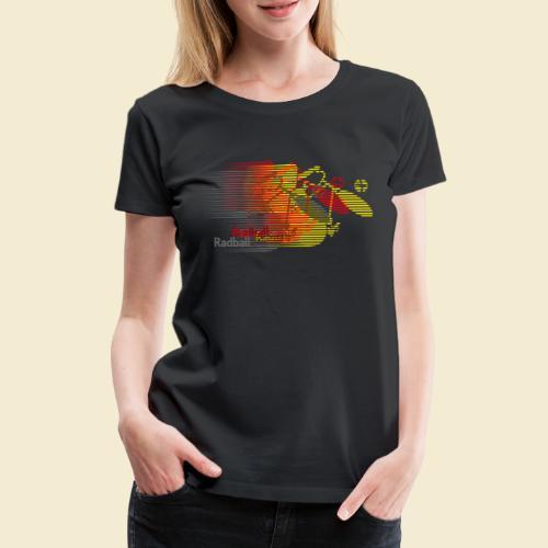 Radball | Earthquake Germany - Frauen Premium T-Shirt