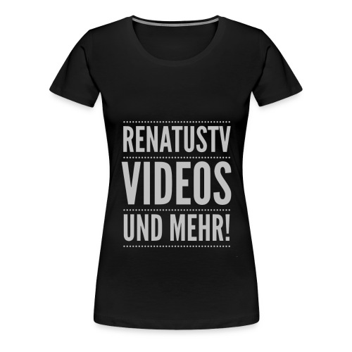 IMG 1376 PNG - Frauen Premium T-Shirt