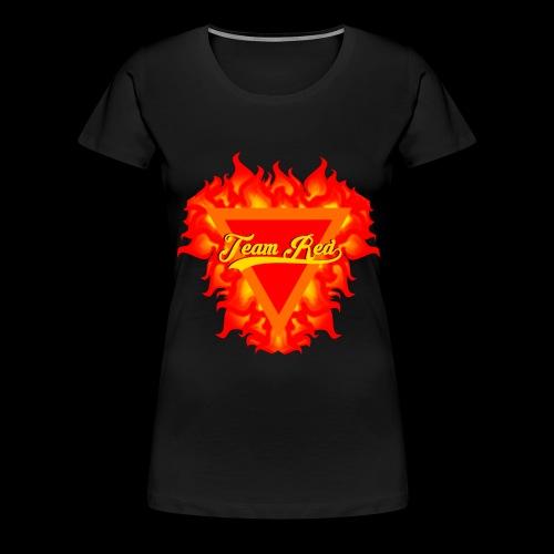 Team Red - Frauen Premium T-Shirt