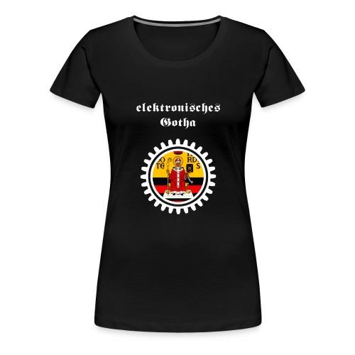 elekgotha - Frauen Premium T-Shirt