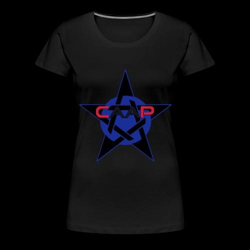 Comunidad anarquista alemana en Perú - Frauen Premium T-Shirt