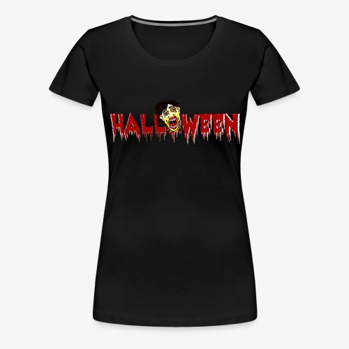 Halloween4 - Frauen Premium T-Shirt