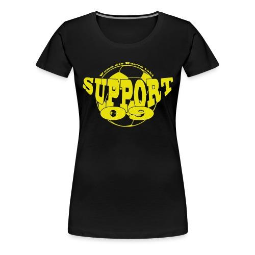 support09 - Frauen Premium T-Shirt