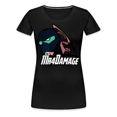 ItsMeMr4Damage - Vrouwen Premium T-shirt