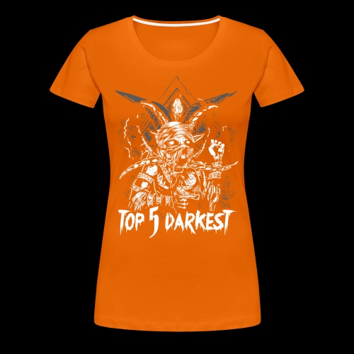 Top 5 Darkest - Women's Premium T-Shirt