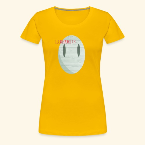 Lberosis - Premium-T-shirt dam