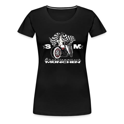 Racegirl - Frauen Premium T-Shirt