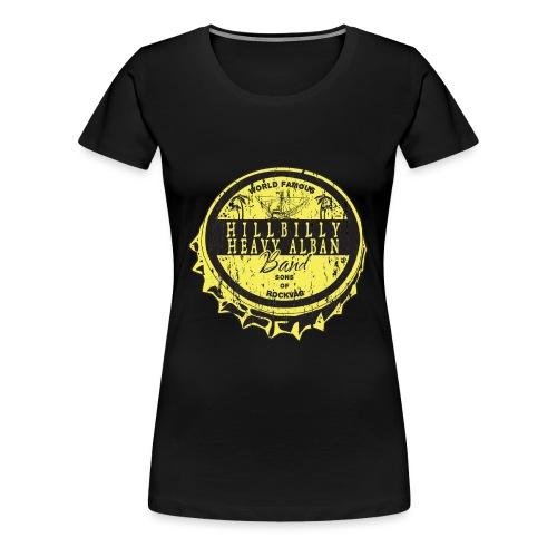 HHAB 02 HD gif - Premium T-skjorte for kvinner