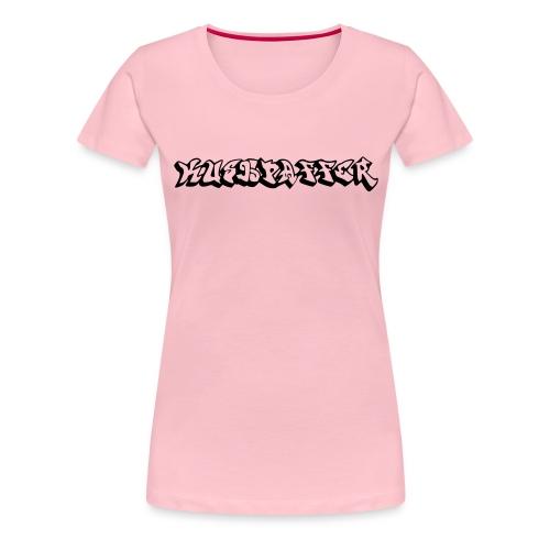 kUSHPAFFER - Women's Premium T-Shirt