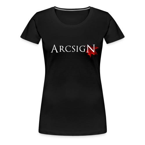 Forlorn Dreams - Frauen Premium T-Shirt