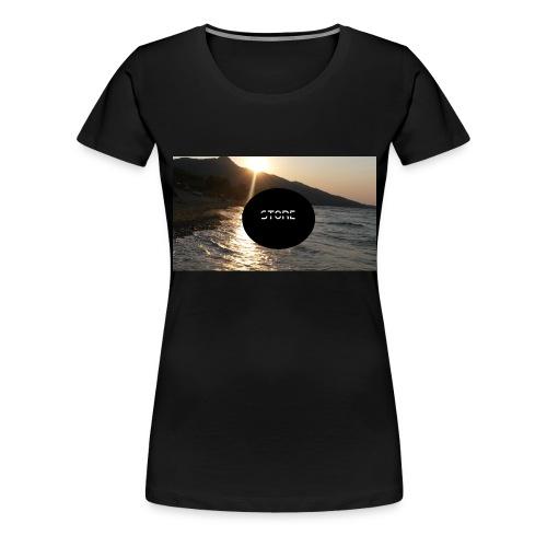 Überzug für Polster - Frauen Premium T-Shirt