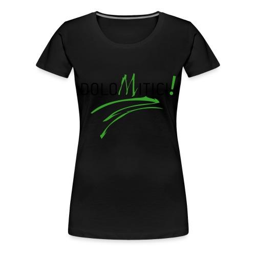 DoloMitici! - Maglietta Premium da donna