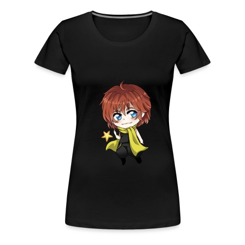 Ginga Momo Momo Chibi - Frauen Premium T-Shirt