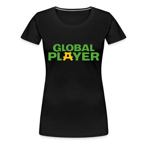 front2 - Frauen Premium T-Shirt