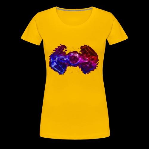 Tie Fighter - Women's Premium T-Shirt